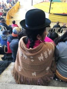 locals cholita