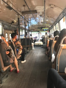 bus naar vliegveld